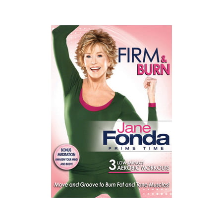 JANE FONDA PRIME TIME-FIRM & BURN (DVD) (FF/ENG/2.0 DOL DIG) (Best Tv Shows On Prime)