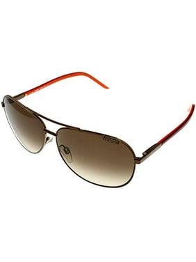 3c97ca5251d Product Image Just Cavalli Sunglasses Unisex JC 155S 643 Bronze Red Aviator  Size  Lens  Bridge