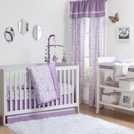 Baby Girl Bedding Lavender