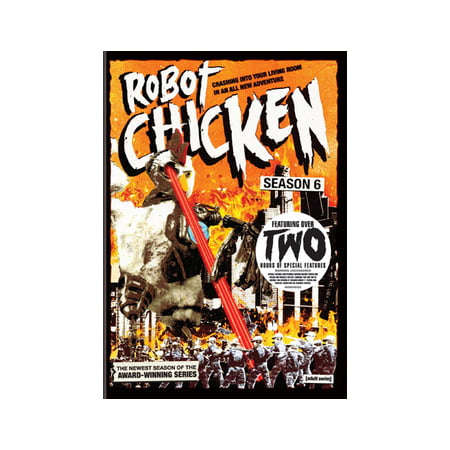 Robot Chicken: Season 6 (DVD)