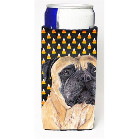 Mastiff Candy Corn Halloween Portrait Michelob Ultra s For Slim Cans - 12 oz. - image 1 de 1