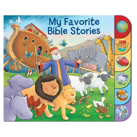 My Favorite Holiday Is Halloween (My Favorite Bible Stories)