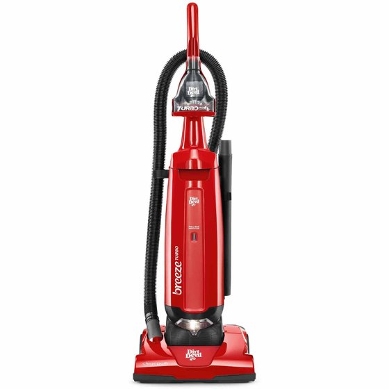Dirt Devil Breeze Bagged Upright Vacuum Cleaner Ud30005b