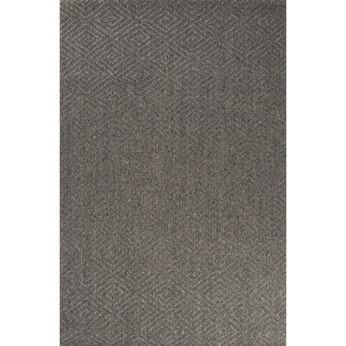 Bay Isle Home Raposa Hand-Woven Gray Area Rug