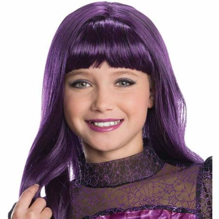 Monster High Elissabat Wig Child Halloween