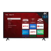"Refurbished TCL 50"" Class 4K Ultra HD (2160P) Roku Smart LED TV (50S425)"