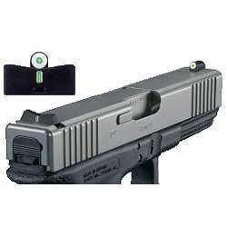 Click here to buy XS Sight Systems 24 7 Big Dot Tritium Sight, Fits Glock 17, 19, 26, 34, 22, 23, 27, 35, 31, 32, 33, 36, Green Green, 2... by XS Sights Systems.