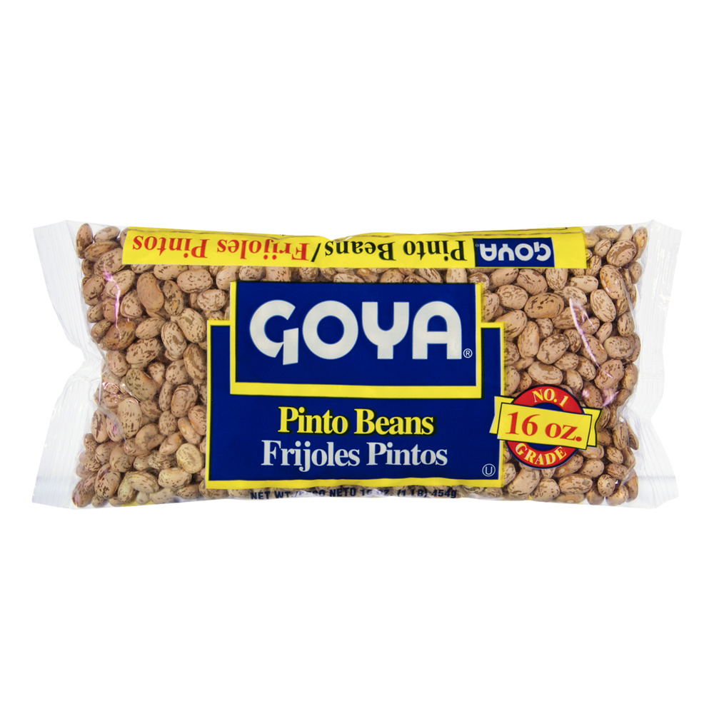 Goya Dry Pinto Beans, 16 oz by GOYA FOODS, INC.