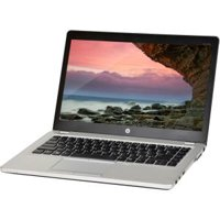 "Refurbished HP Ultrabook Silver 14"" EliteBook Folio 9470M WA5-1159 Laptop PC with Intel Core i5-1.8GHz 3427U, 16GB Memory, 256GB Solid State Drive and Windows 10 Pro"