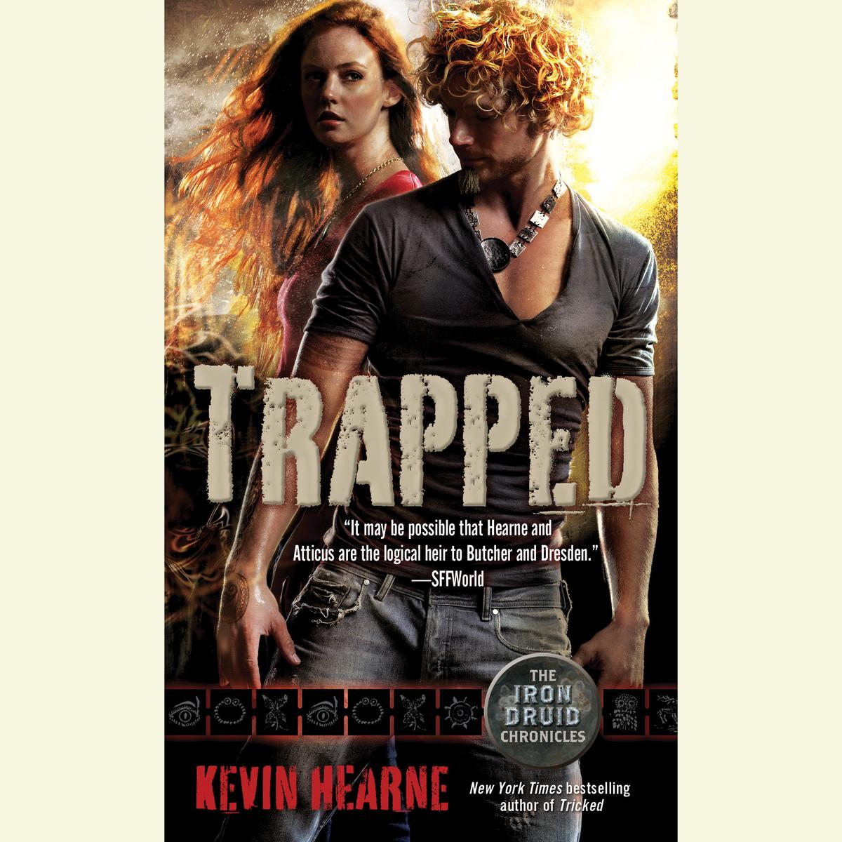 Trapped - Audiobook