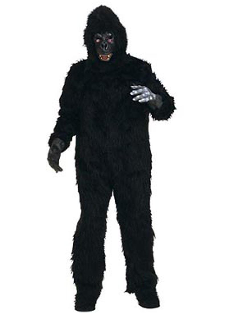 adult gorilla suit costume rubies 1622 walmartcom