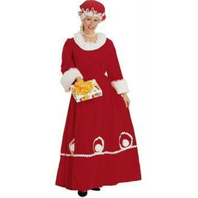 Costumes For All Occasions Ru995Md Mrs. Klaus Adult Medium
