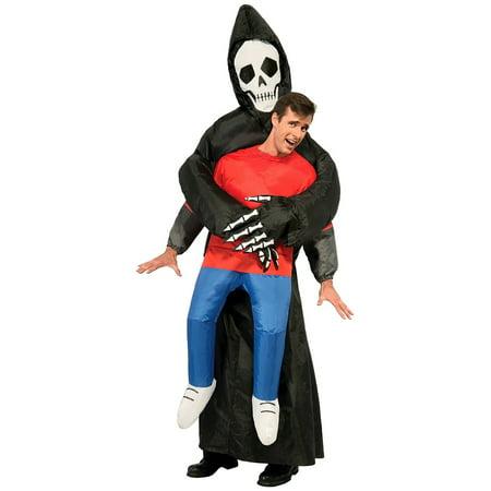 Adult Inflatable Reaper Halloween Costume