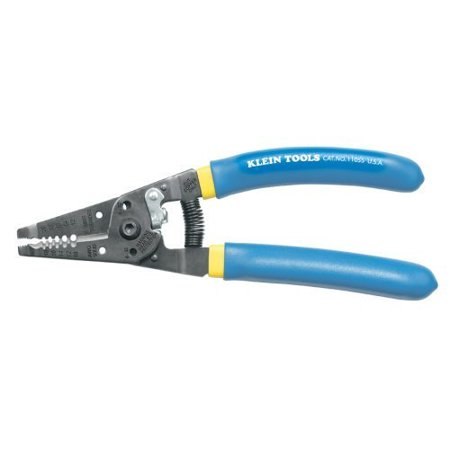 Klein Tools 11055 Klein-kurve Wire Stripper/cutter For Solid And Stranded Wire