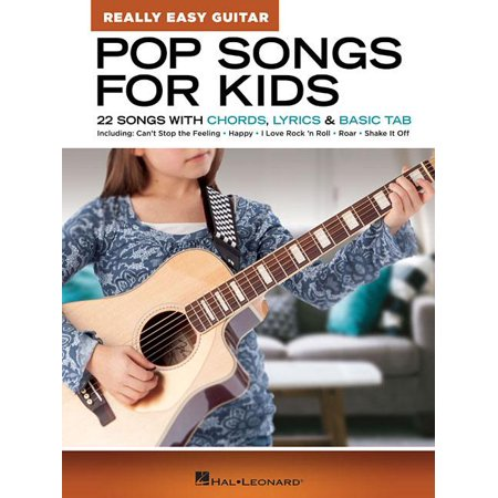 Witches Of Halloween Song Lyrics (Pop Songs for Kids - Really Easy Guitar Series: 22 Songs with Chords, Lyrics & Basic Tab)
