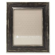 8x10 Weathered Black Decorative Picture Frame
