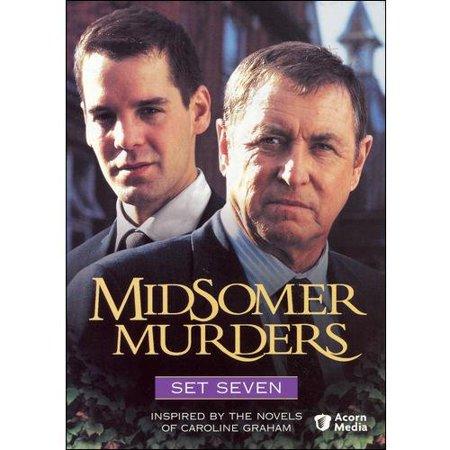 Midsomer Murders: Set 7 (Widescreen)