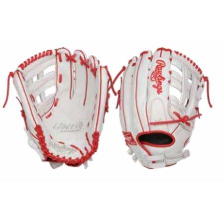 "Rawlings 13"" Liberty Advanced Series Softball Glove, Right-Hand Throw"