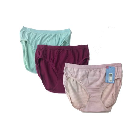 closer at best prices clearance sale Jockey Women's Underwear Comfies Cotton Hipster - 3 Pack
