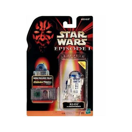 Action Figure Episode (Star Wars: Episode 1 R2-D2 Action Figure )