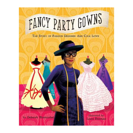 Fancy Party Gowns  The Story Of Fashion Designer Ann Cole Lowe