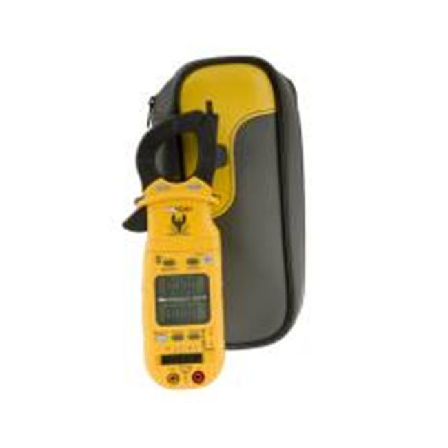 UEI 823781 Digital Clamp-On Multimeter-Thermometer