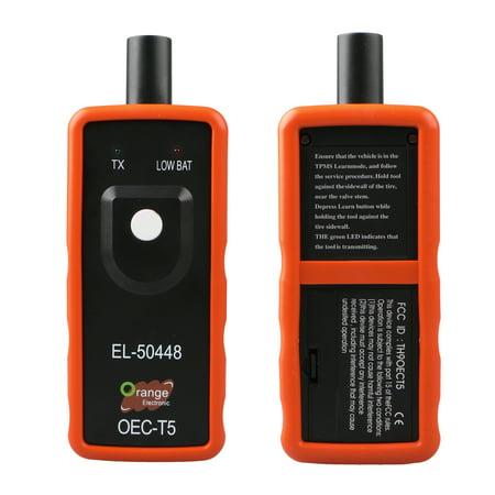 EL-50448 TPMS Reset Relearn Activation Tool Auto Tire Pressure Monitor Sensor for GM Car