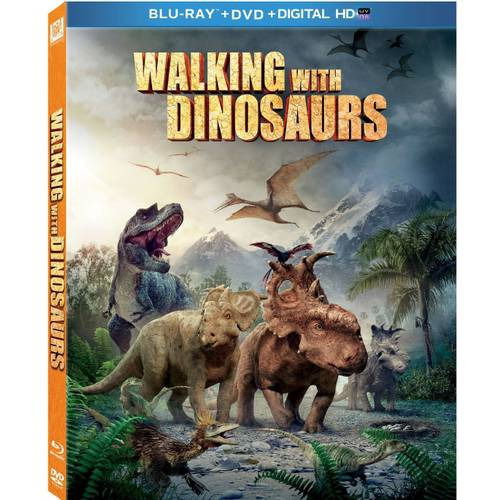 Walking With Dinosaurs (Blu-ray   DVD   Digital HD) (With INSTAWATCH) (Widescreen)