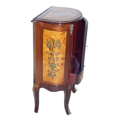 Astoria Grand Larson 1 Drawer Accent Cabinet