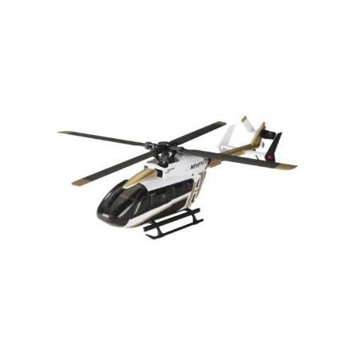 Heli-Max EC145 CP Helicopter, 1/43 Scale Multi-Colored