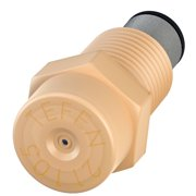 """Tefen Fogger Misting Nozzle with Stainless Steel Filter 1/8"""" NPT 2 GPH 10 Pack"""