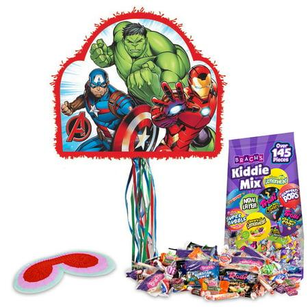 Avengers Pinata Kit( Each) - Party Supplies - Avengers Pinata