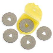 Rotary Blade Refills-28mm 5/Pkg