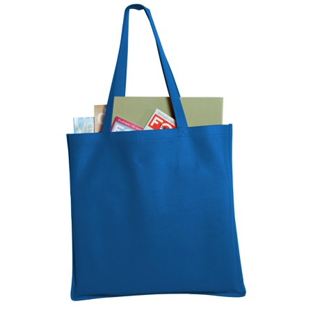 Port Authority® - Polypropylene Tote. B156 Royal Osfa - image 1 of 1