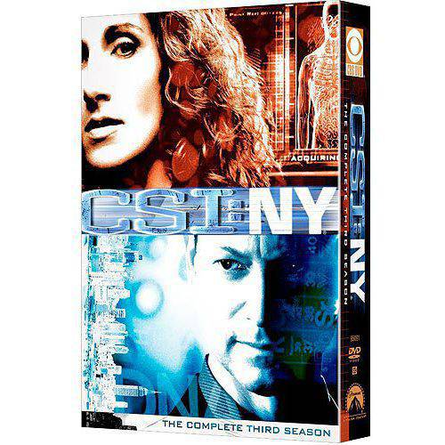 CSI New York: The Complete Third Season (Widescreen)