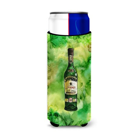 Irish Whiskey Bottle Michelob Ultra Hugger for slim cans