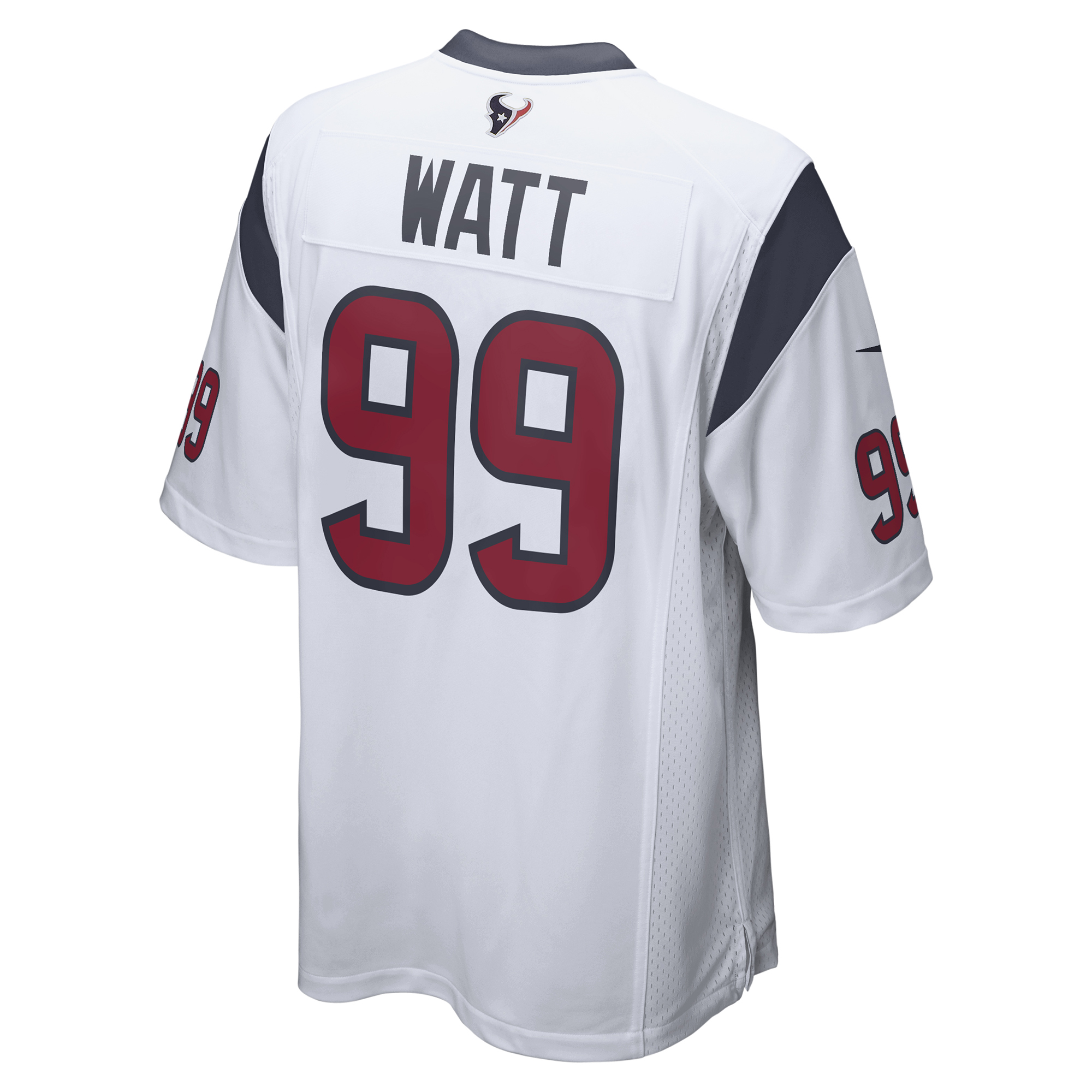big sale e87e7 ddfed J.J. Watt Houston Texans Nike Player Game Jersey - White
