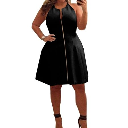 Jacket Tunic Skirt (Celeb Women V Neck Bodycon Skater Skirt Party Tunic Mini Dress)