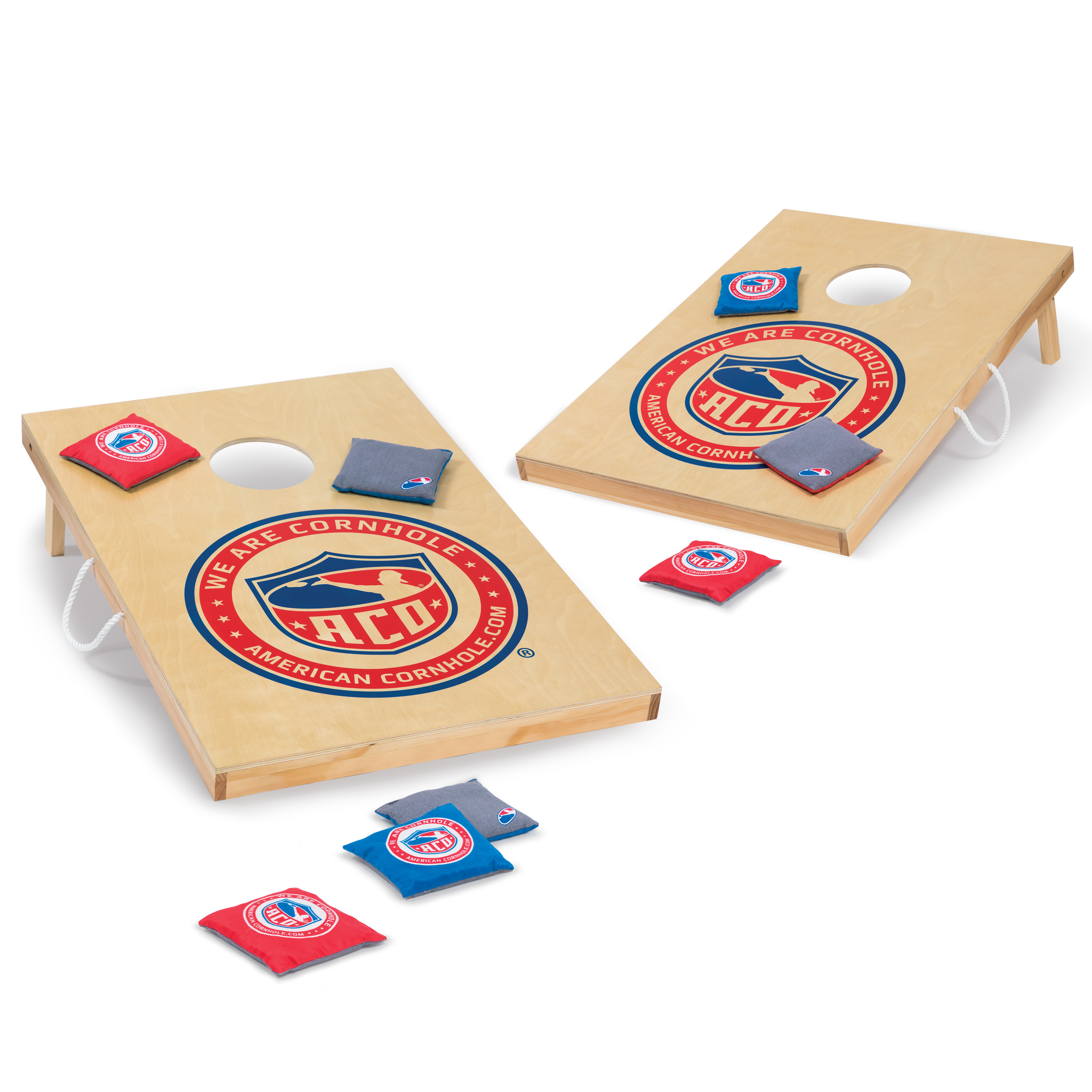"EastPoint Sports ACO Approved Solid Wood Cornhole, 36"" x 24"""