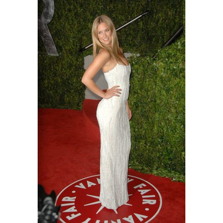 Bar Refaeli At Arrivals For Vanity Fair Oscar Party Sunset Tower Hotel Los Angeles Ca March 7 2010 Photo By Dee CerconeEverett Collection Celebrity