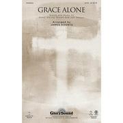 Shawnee Press Grace Alone SATB arranged by James Koerts