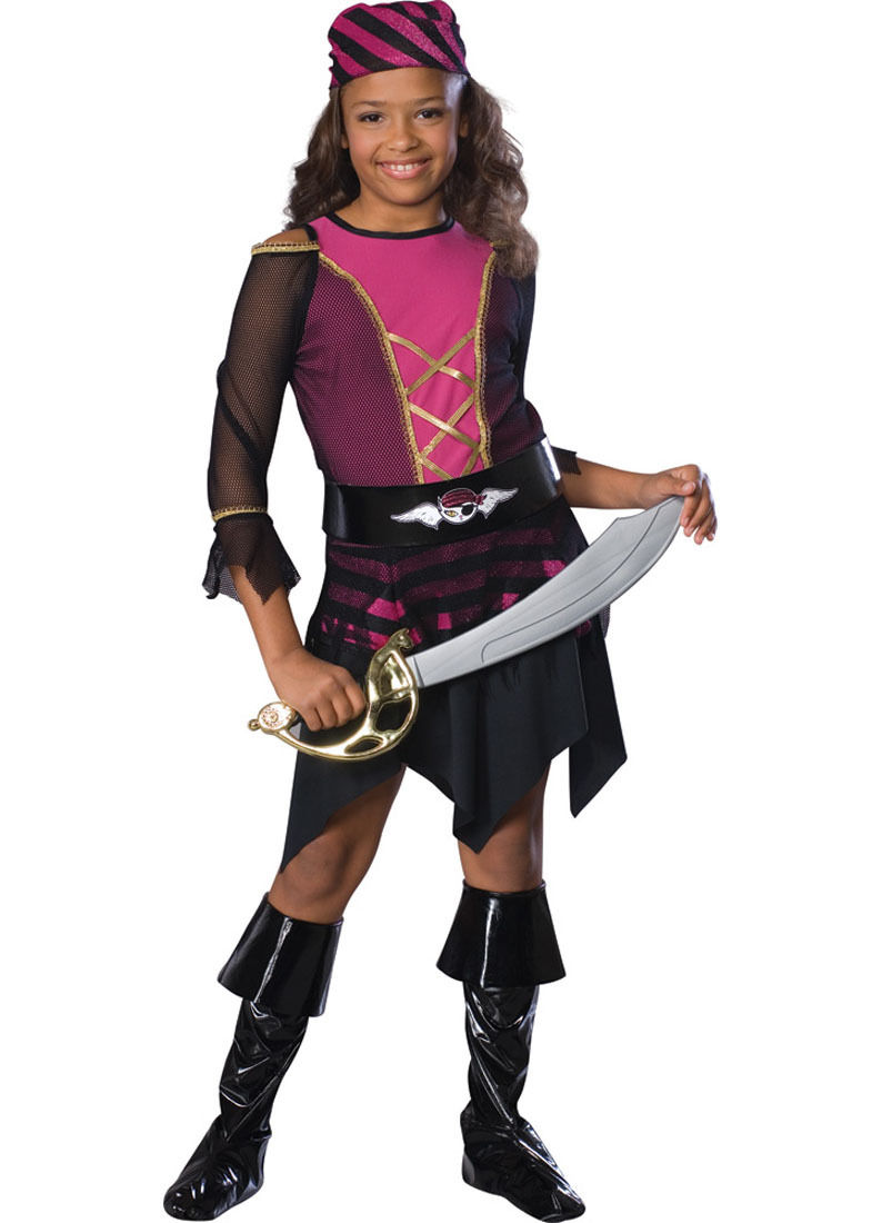 Bratz Pirate Deluxe Child Costume by Morris Costumes