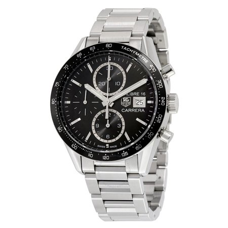 Tag Heuer Carrera Chronograph Automatic Mens Watch CV201AJ.BA0727