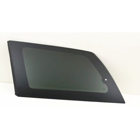 Fits 2004-2010 Toyota Sienna Driver Left Side Quarter Window Glass Movable ()