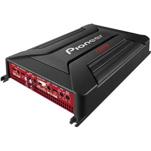 Pioneer GM-A6604 760-Watt 4-Channel Amp