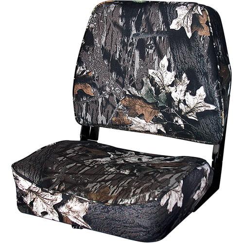 Wise Folding Boat Seat, Break Up Camo