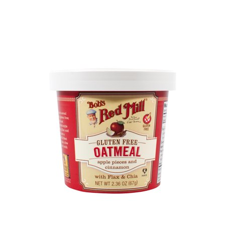 Bob's Red Mill Oatmeal, Apple Cinnamon, 2.36 Oz