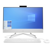 Deals on HP 24-dd0010 24-inch All-in-One Desktop w/AMD Athlon 256GB SSD