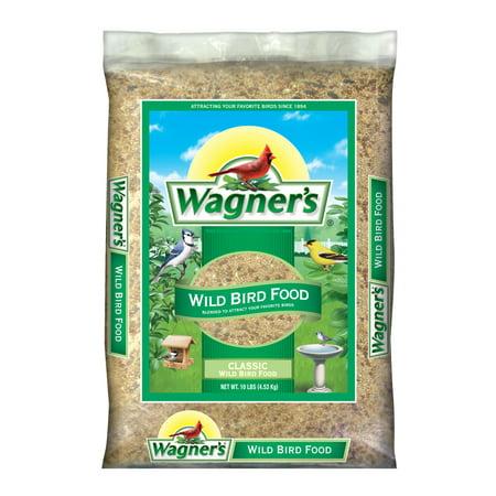 10 LB Wagner's Classic Wild Bird Food