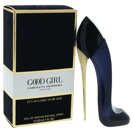 Good Girl by Carolina Herrera for Women - 1 oz EDP Spray (Girls Purfume)
